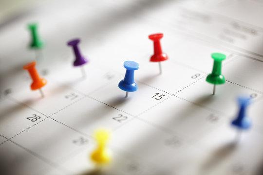 Calendar appointment