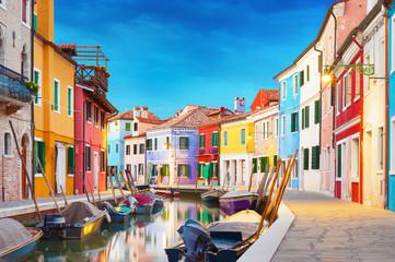 Foto op Plexiglas Venetie Burano Venice Italy
