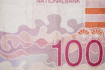 hundred Belgian francs