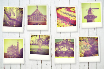Polaroid Amsterdam