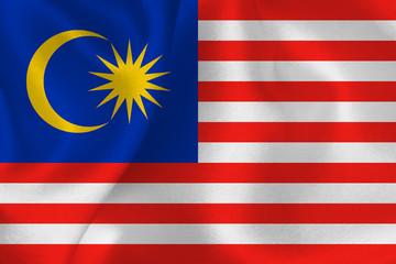 マレーシア  国旗 旗