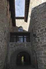Scorcio Castello di Gorizia