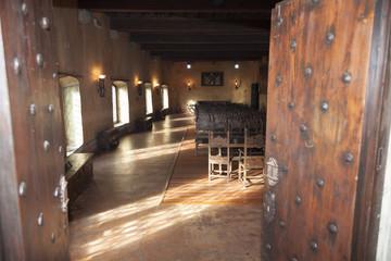 Sala d'arme, Castello di Gorizia