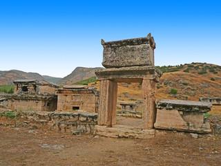 Hiérapolis Turquie