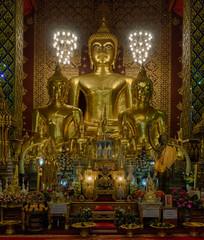 Wat Phathat Haripoonchai , Lamphun, Thailand