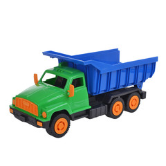 bright toy truck