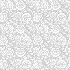 roses pattern