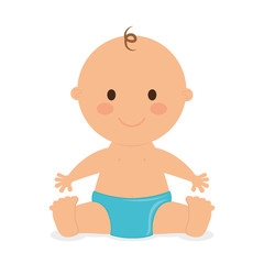 Baby design, vector illustration.