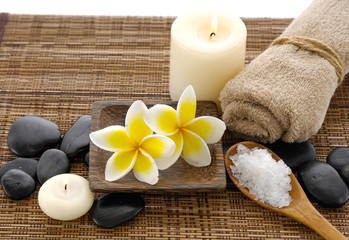 Wall Mural - spa and aromatherapy