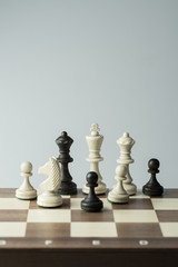 Chess business strategy success