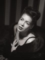 Hollywood woman