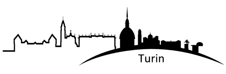 Skyline Turin