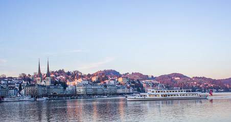 Switzerland, Lucerne