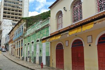 Straße in Sao Luis Maranhao