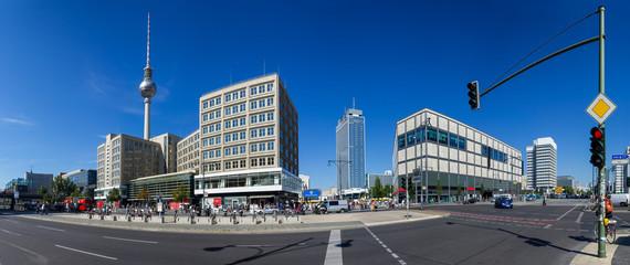 Panorama Alexanderplatz, Berlin