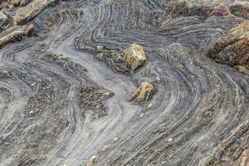 Geologische Muster