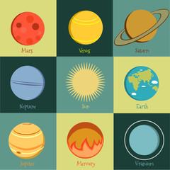 Planets icon 2