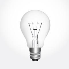 Bulb isolated