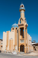 Gorgeous mosque of Tarout Island, Saudi Arabia