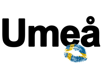 Lieblingsstadt Umeå (favorite city Umeå)