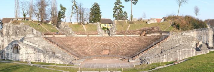Amphitheater Augusta Raurica Schweiz