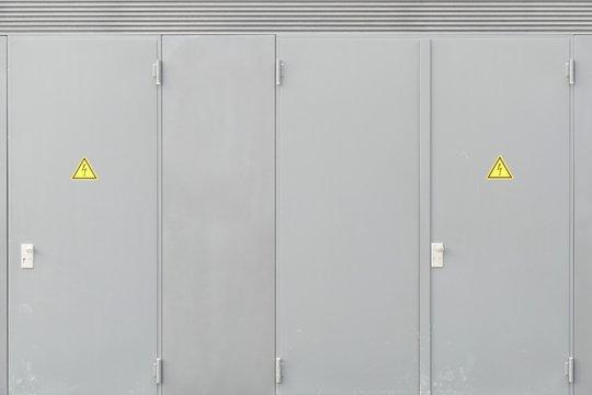 Stromverteiler- Schrank