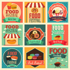 food festival icons