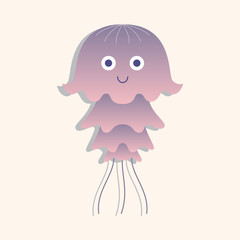 jellyfish theme elements