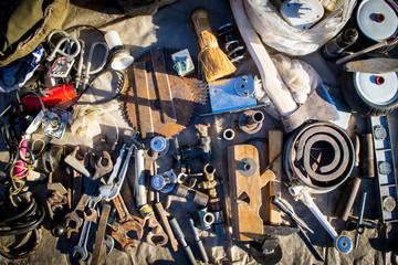 Debris and Junk Tools