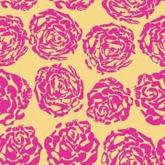 Flower background nature vector illustration