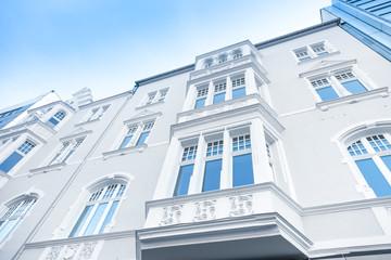 Altbau in Deutschland - nobles Haus