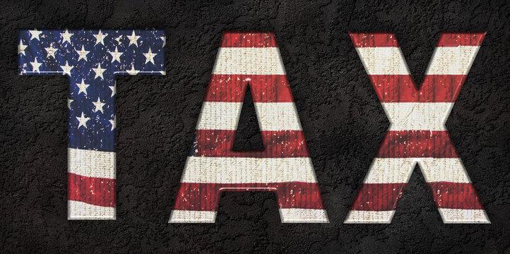 Federal income tax - USA