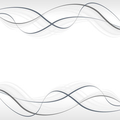 Abstract white backround. Vector Illustration