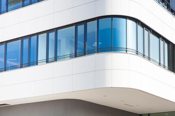 Detail - modernes Bürogebäude in  Deutschland