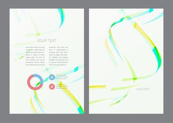 Flyer design template