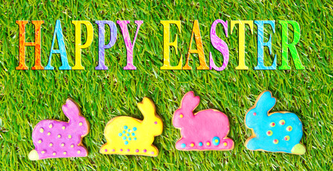 Wall Mural - HAPPY EASTER !