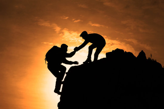 climbing help&mountaineering