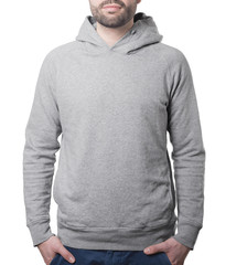 hoody clothing template