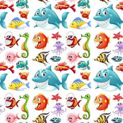 Seamless fish.