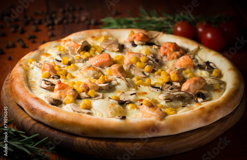 Рецепт приготовления теста для пиццы
