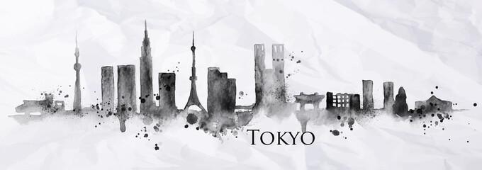 Silhouette ink Tokyo