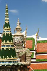 Gran Palacio de Bangkok, Talilandia.