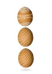 Decoration egg for Eater day