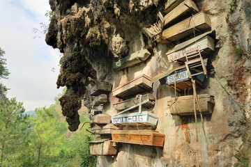 Hanging Coffins of Sagada, Philippines