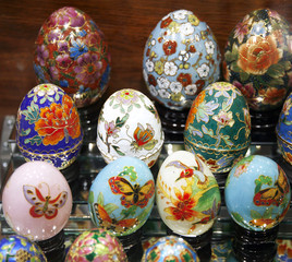 Beautiful Hand Crafted Easter Eggs