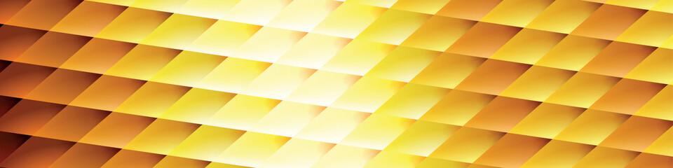 Retro background, pattern rhombs, panorama