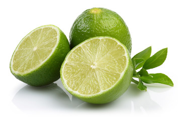 Half Lime and Lime