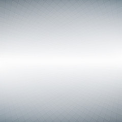 Abstract perspective background with white & grey tones