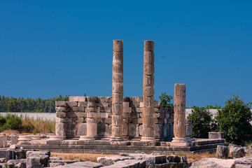Corinthian columns, Turkey