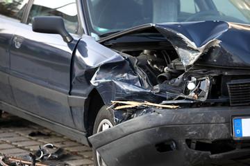 Unfall Totalschaden